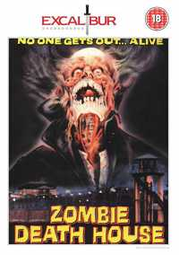 Zombie Death House (1988) Hindi Dubbed 300MB Full Download 480p DVDRip