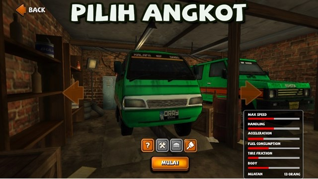 Download Angkot The Game PC