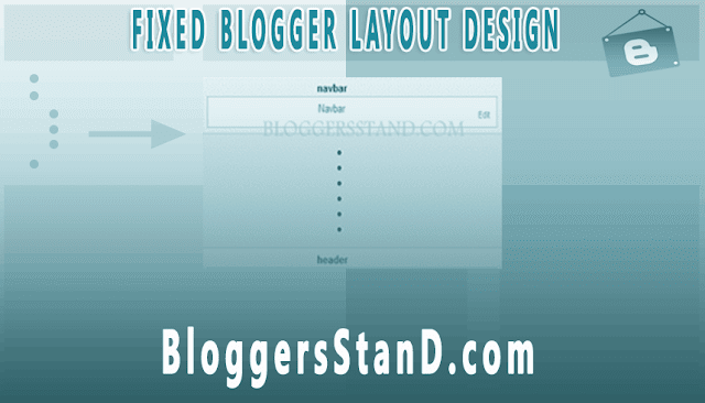 How To Fix Blogger Layout Section With CSS for blogspot template