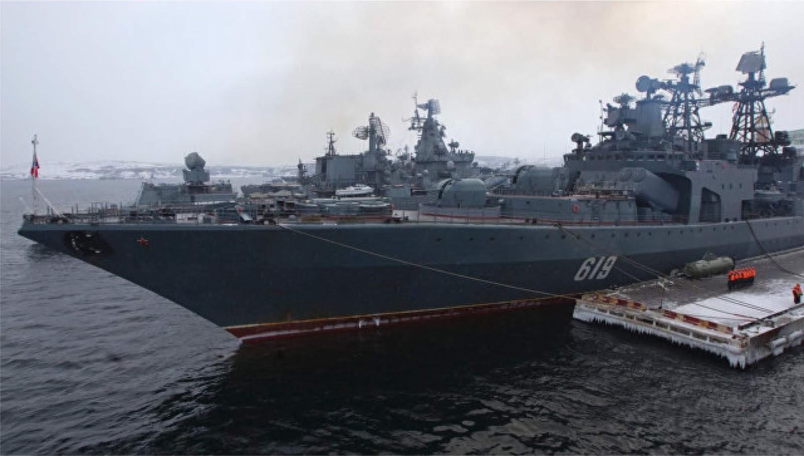 Angkatan Laut Rusia dan Jepang mulai latihan di Teluk Aden