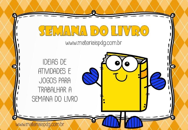 SEMANA DO LIVRO - DOWNLOAD PDF