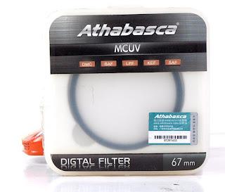 FIlter Athabasca 67mm uv