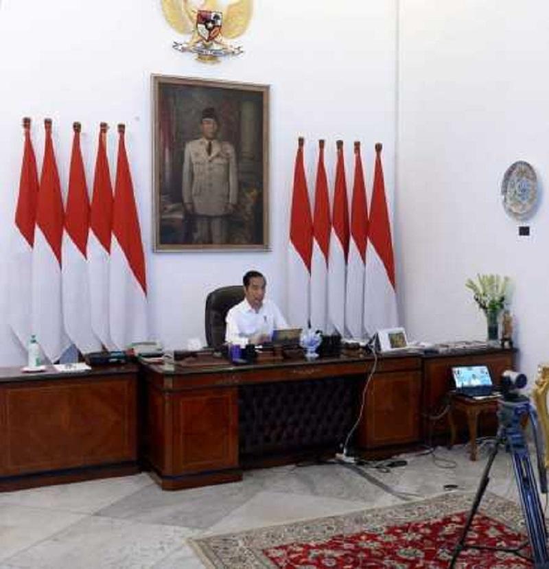 Presiden : Segera Salurkan Bantuan Sosial dengan Tepat Sasaran