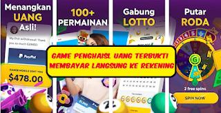 GAMEE Prizes Game Penghasil Uang Tercepat 2021