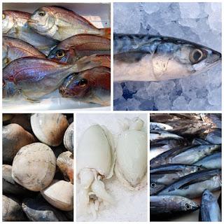 Pescado de temporada: noviembre