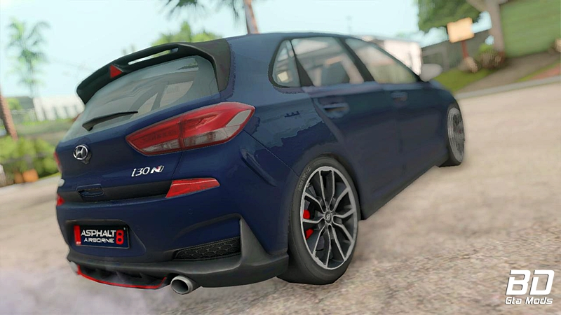 Download , mod , carro, Hyundai, I30, 2018, GTA San Andreas