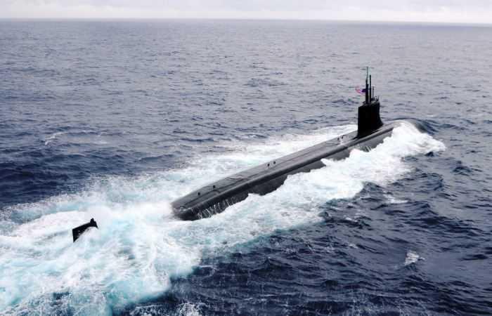 Kapal selam kelas Seawolf