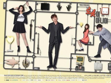 Sinopsis I Am Not a Robot Korean Drama