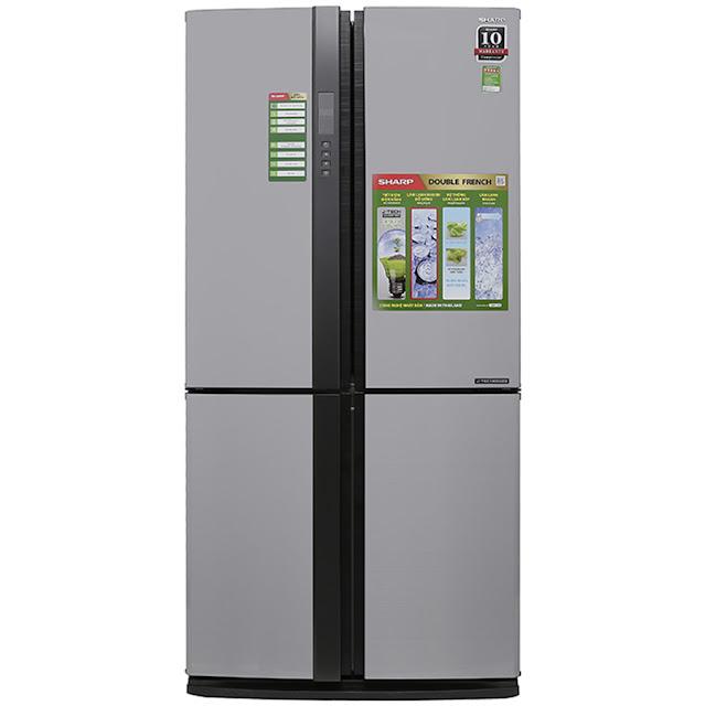 Tủ lạnh SHARP 556 LÍT SJ-FX630V-BE