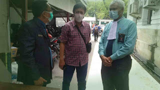 PN Medan Kembali Perketat Persidangan Secara Prokes