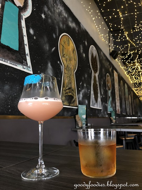 Knowhere Bangsar cocktails