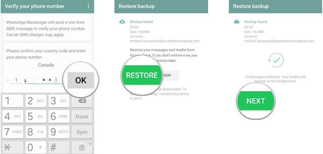 Cara Membuat Cadangan dan Memulihkan Pesan WhatsApp Anda dengan Google Drive,Ini Caranya 4