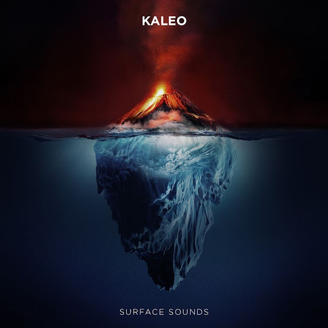 Kaleo - Surface Sounds 2021 album cover
