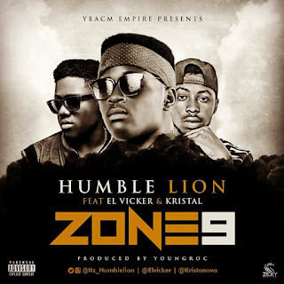 Humble Lion ft Kristal & El Vicker – Zone 9 (Remix)