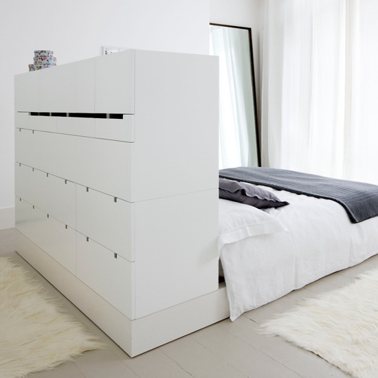 Small Bedroom Storage Solutions