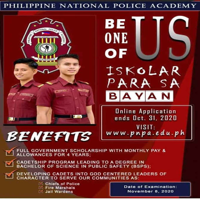 pnpa online application