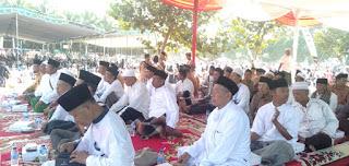 Sambut Tahun Baru Islam, Pemkab Jember dan Lembaga Qira'ati Gelar Istighosah Asyuro dan Doa Bersama