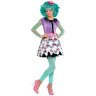 Monster High Party City Honey Swamp Outfit Child Costume