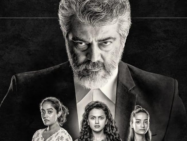 Nerkonda Paarvai Trailer Presents Ajith in His Most Intense Avatar, guarantees an exciting Ride