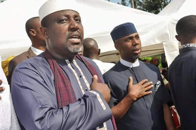 Okorocha gives order for the recruitment of 3000 graduates into Imo workforce ...gives criteria for employment.