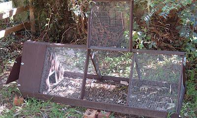 Kandang Kelinci Tipe Outdoor