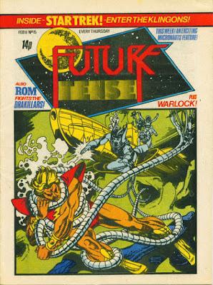 Future Tense #15, Adam Warlock