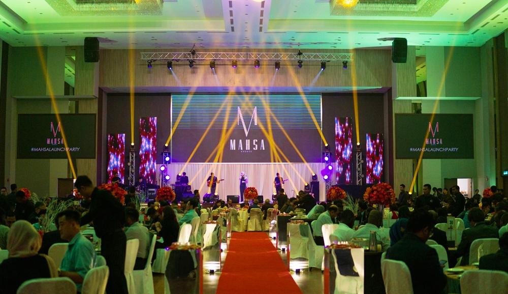 dewan majlis kahwin untuk di sewa di Selangor