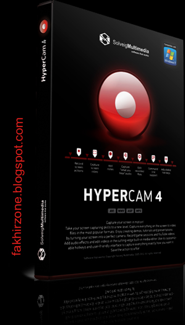 HyperCam - download powerful screen capture software / SolveigMM