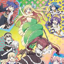 Se revela la fecha de estreno de la segunda temporada del anime Jashin-chan Dropkick