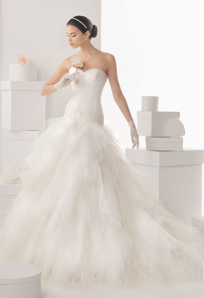 Rosa Clara 2014 Bridal Collection Belle The Magazine