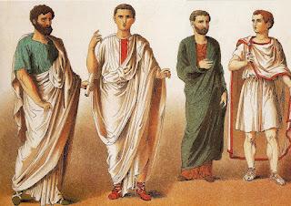 Ciudadanos romanos y Derecho romano