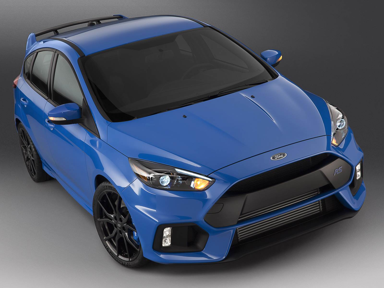 Novo Ford Focus RS 2016