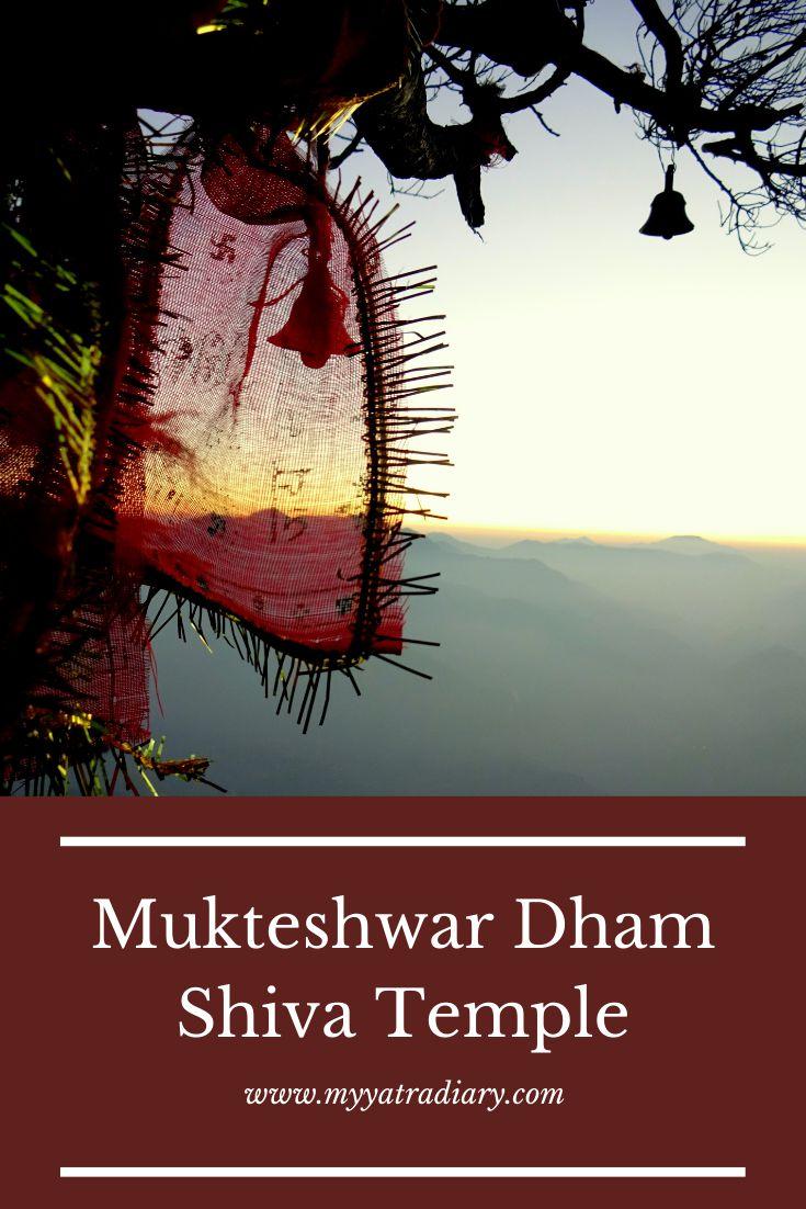 Mukteshwar Dham Shiva Temple Pinterest