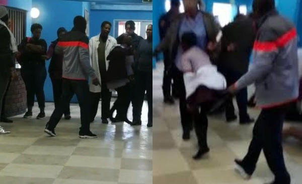 Shocking As 14 Primary School Pupils Faint After An Alleged Witchcraft Attack (Video)