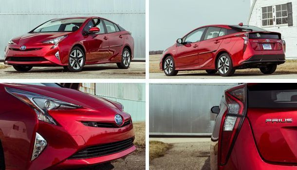 2016 Toyota Prius News Four Touring