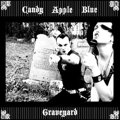 candy apple blue graveyard