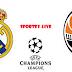 مباراة ريال مدريد ضد شاختاردونيتسك فى دورى أبطال أوروبا