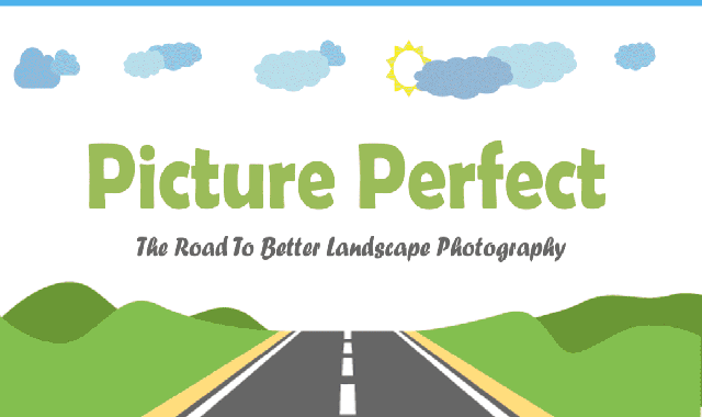 10 Loot-Now Landscape Photography Tips #infographic