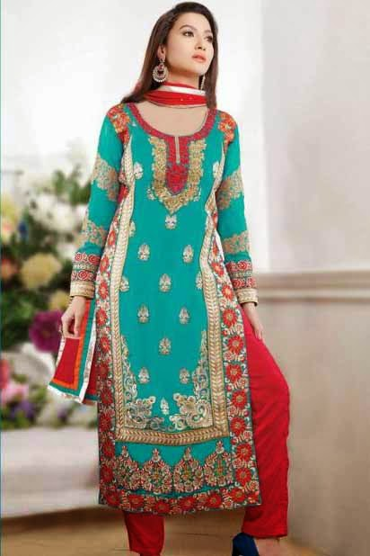Fashion Designer Suits In Chandigarh