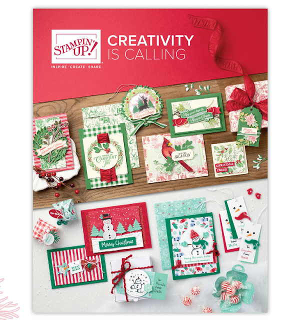 Autumn Winter Catalogue 2019 Stampin Up!