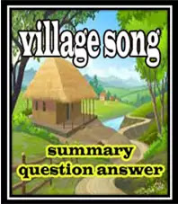 Village song summary in english