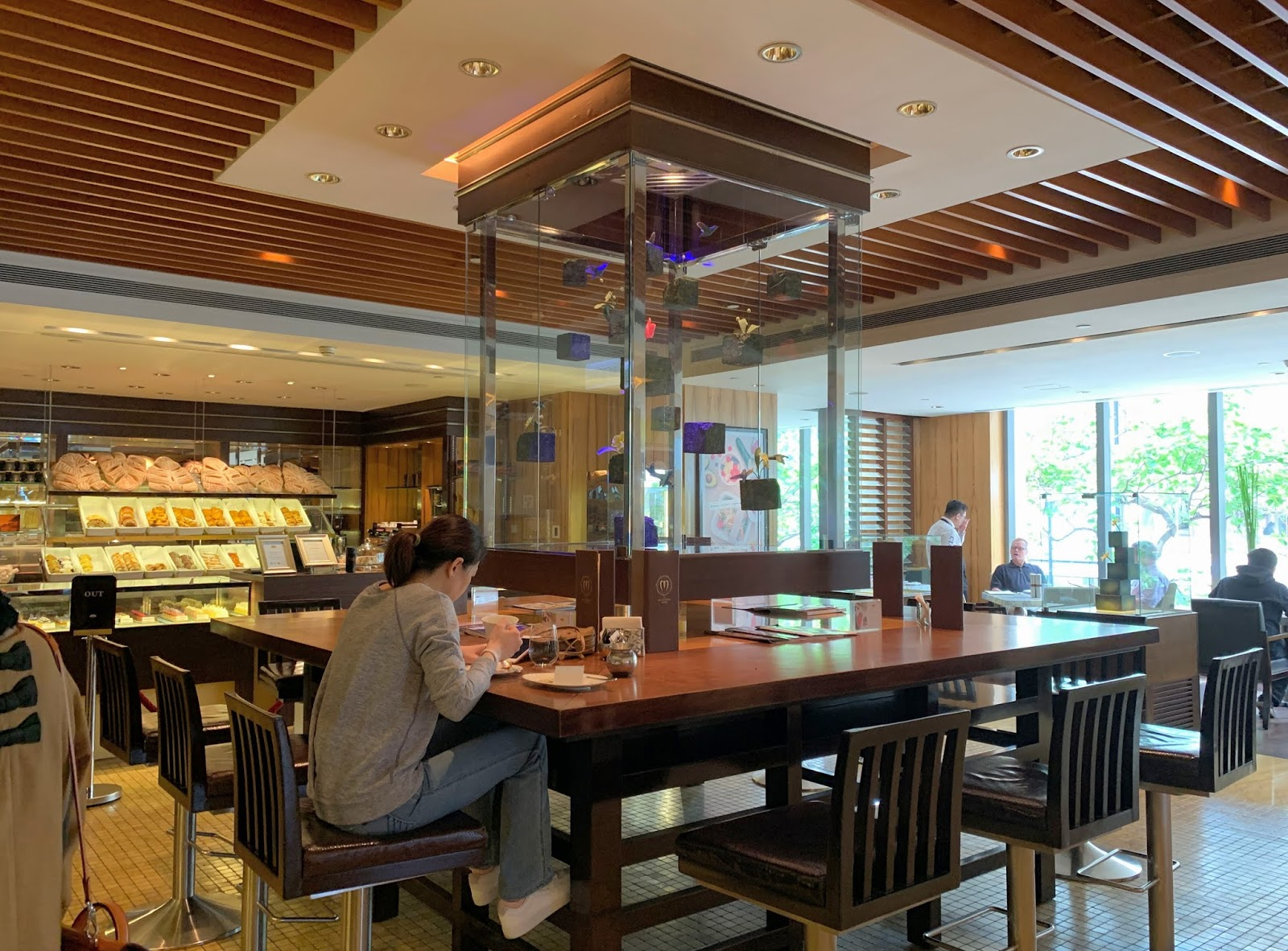 mandarin oriental cake shop 2