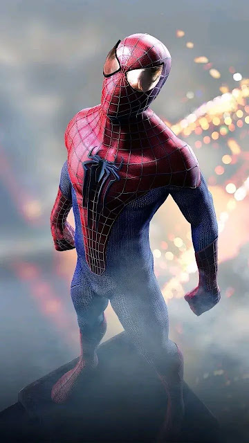 spider man into the spider verse hd wallpaper