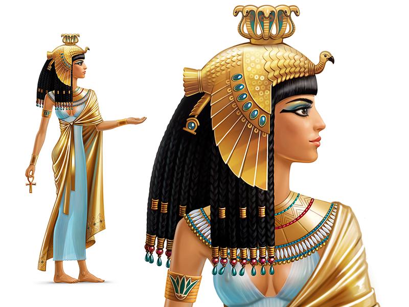 Hasil gambar untuk makam cleopatra