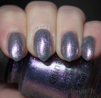 china glaze rebel swatches review don't mesh with me