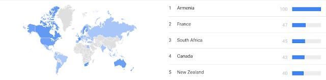 Google тренды по казино