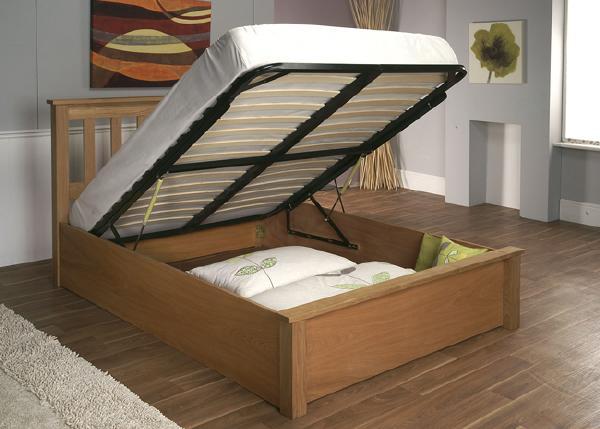Giường ngủ thông minh có thiết kế độc đáo