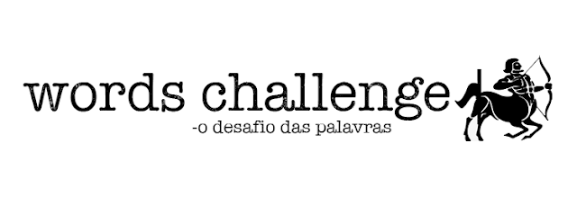 words challenge dezembro 2019 desafio