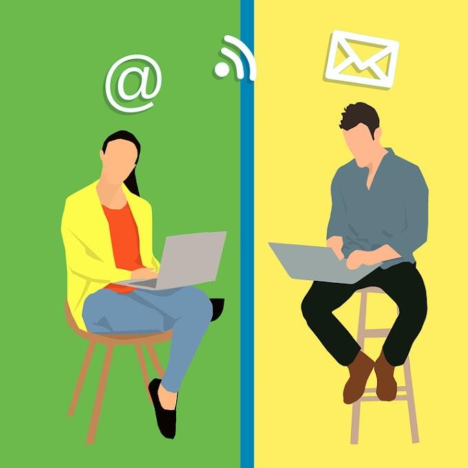 ¿Existe el trabajo de chatear por internet?