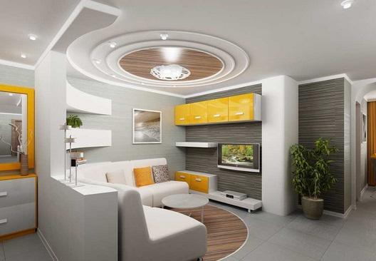 15 Model Plafon Ruang Tamu Yang Akan Membuat Rumah Semakin